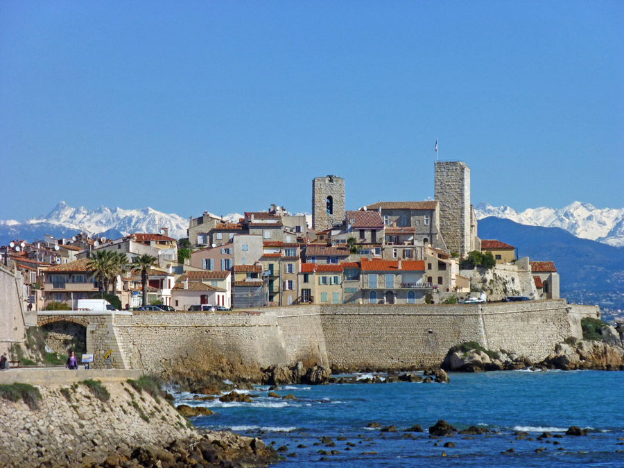excursion to Antibes