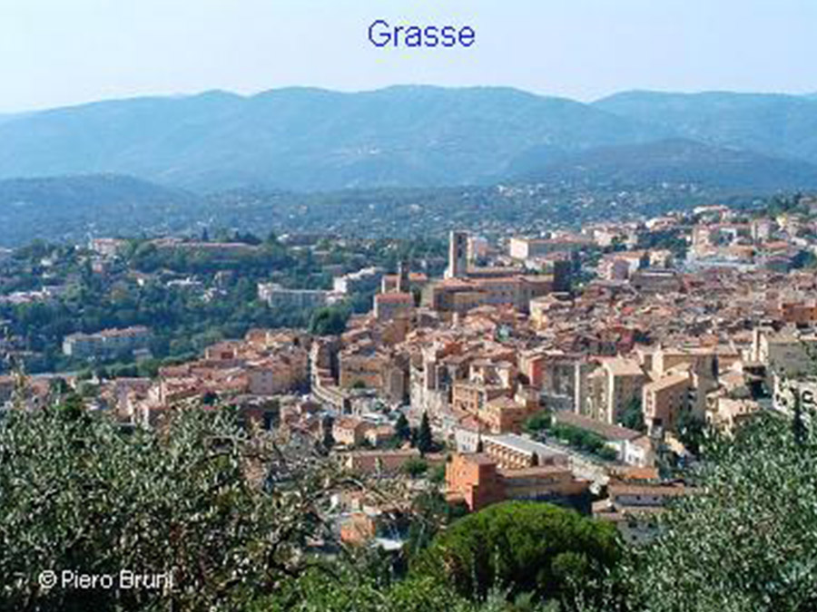 excursion to Grasse
