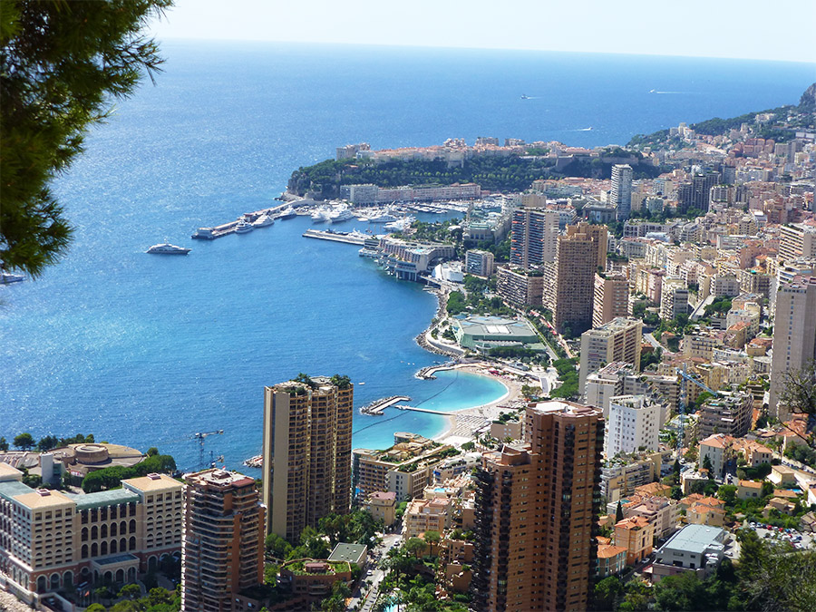 excursion to Monaco