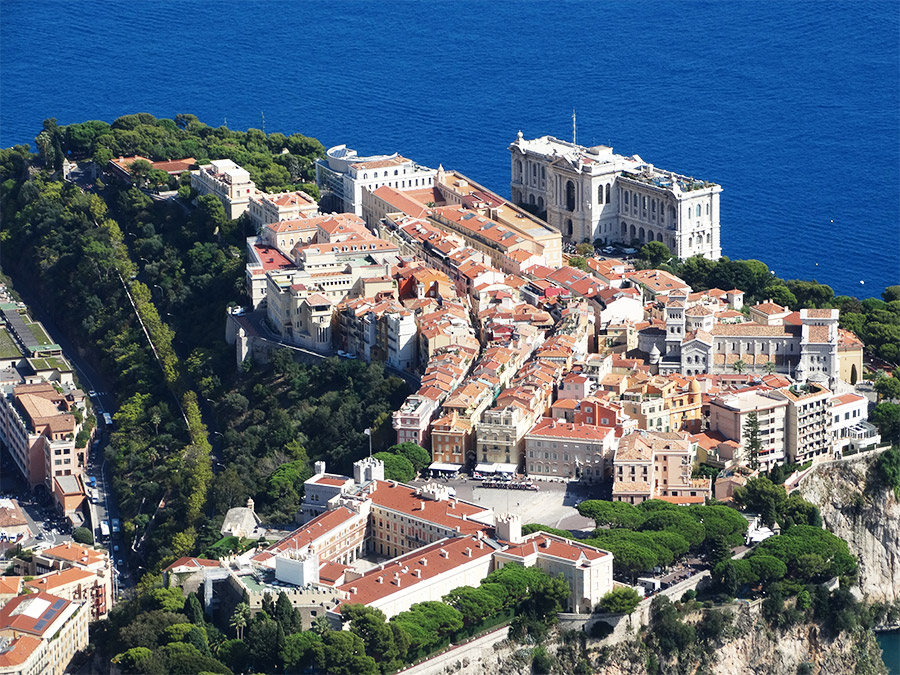 excursion to Monte-Carlo
