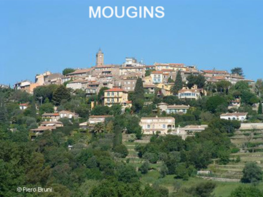 excursion to Mougins