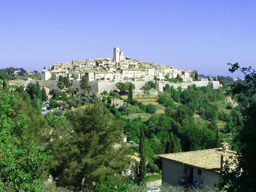 excursion to Saint-Paul-de-Vence