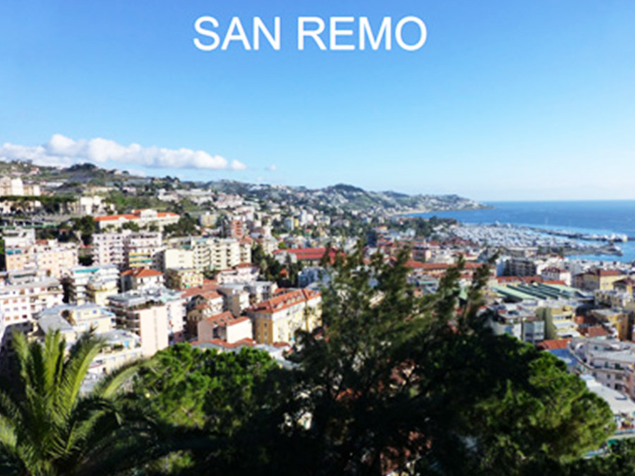 excursion to San-Remo