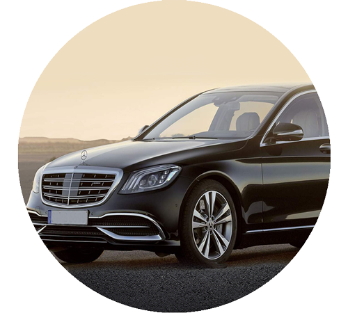Rent a car with chauffeur