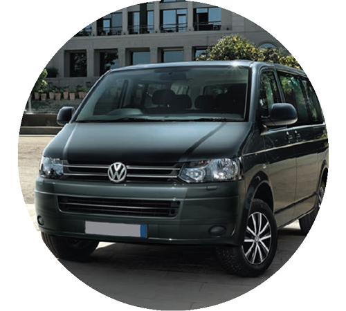 Rent Minibus with chauffeur