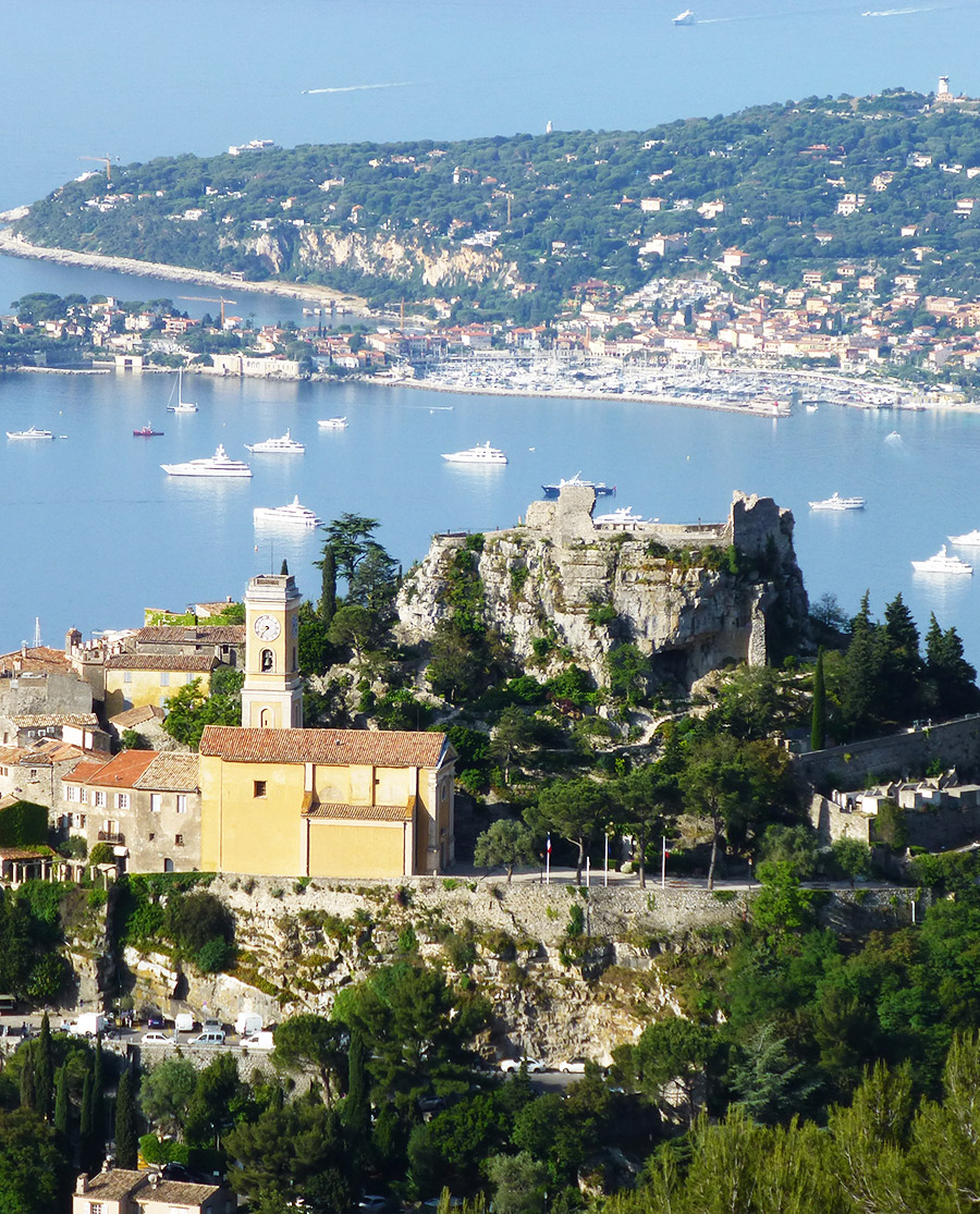 Sightseeing tours French Riviera